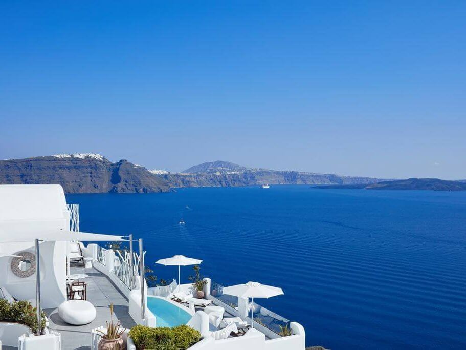 Отель в Ия Canaves Oia Sunday Suites